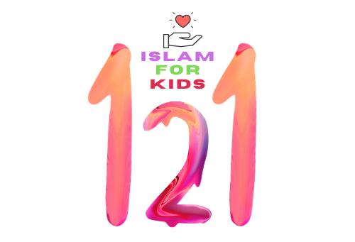 121 Islam for Kids